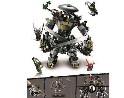 Конструктор JVToy Битва с Титаном Они 16017