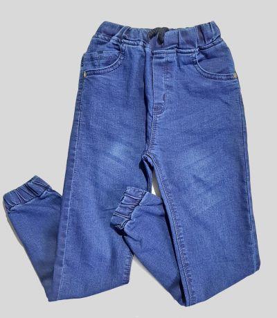 Джинсы Jeans манжет Деним темный