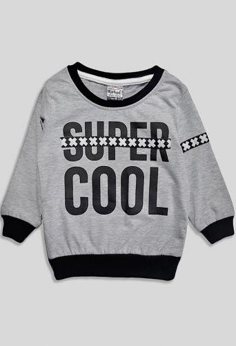 Джемпер Super COOL Серый