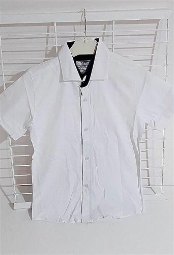 Рубашка короткий рукав Белый