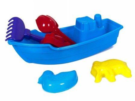 Лодка с пасками