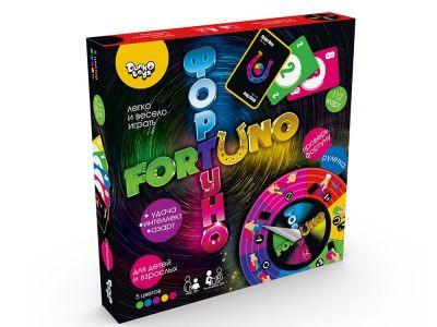 Развивающая игра ФортУно