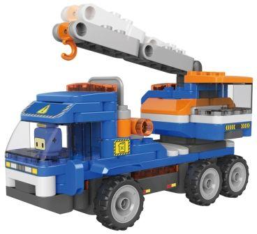 Конструктор PAI BLOKS BLK Crane 127 pcs