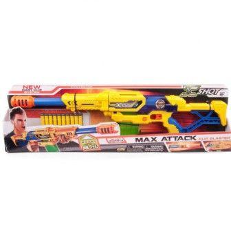 Бластер Large Max Attack