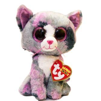 TY игрушка мягконабивная Котик Lindi
