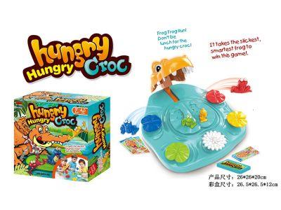 Настольная игра Hungry Crock