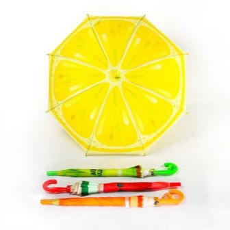 Зонтик фрукты