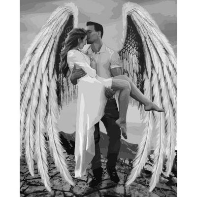 Роспись по номерам Мой ангел хранитель