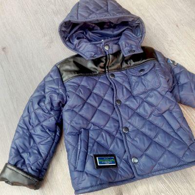 Куртка Фешн Синий темный