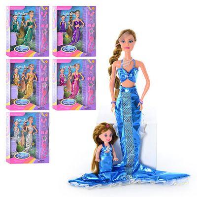 Кукла DEFA  русалки