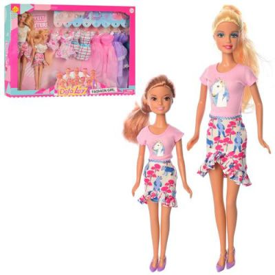 Кукла с нарядом DEFA
