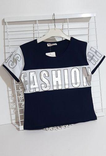 Футболка Fashion Синий