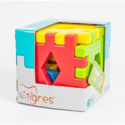 Игрушка развивающая Волшебный куб