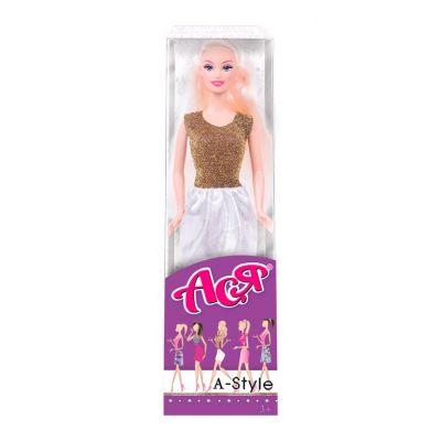 Кукла Ася А Стайл 28 см, блондинка