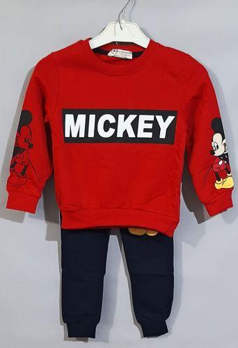 Костюм Mickey Красный