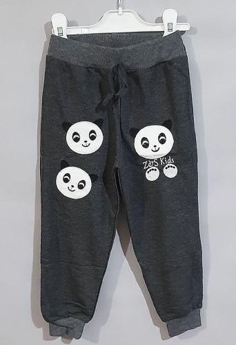 Брюки Панда Серый темный
