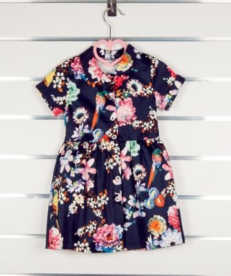 Платье Элла Микс