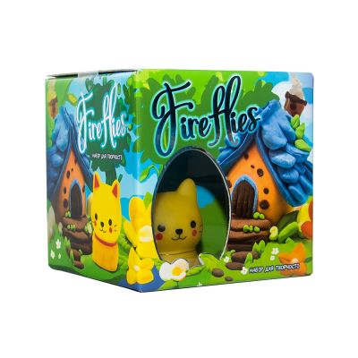 Набор для творчества Fireflies котенок