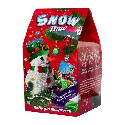 Набор для творчества Snow Time