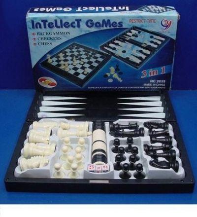 Шахматы LEON