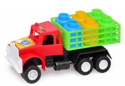 Машина М грузовик с бидонами