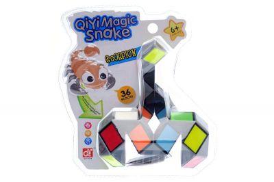 Кубик Рубика Змейка