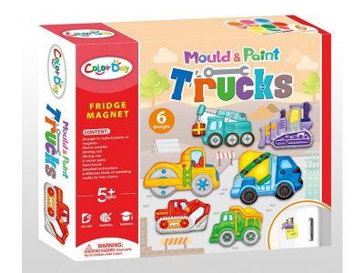 Набор детского творчества Транспорт