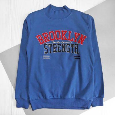 Гольф Brooklyn начес Синий