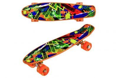 Скейт Best Board, доска 55см