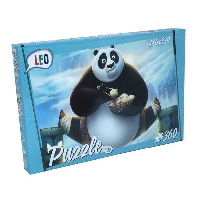Пазлы Панда 360 эл