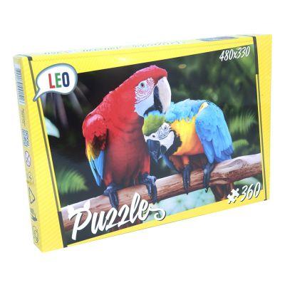 Пазлы Попугаи 360 эл