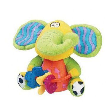 Игрушка с прорезывателем Слоненок