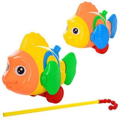 Каталка Рыбка