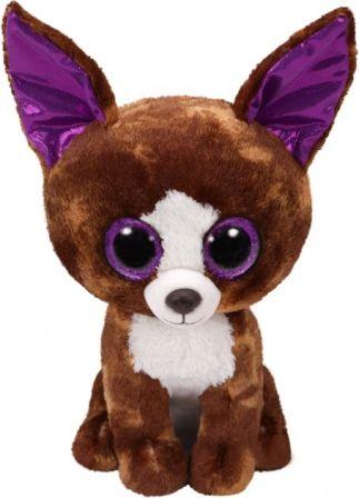 TY игрушка мягконабивная Чихуахуа DEXTER 25см
