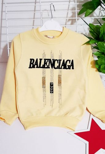Джемпер Balenciaga Желтый