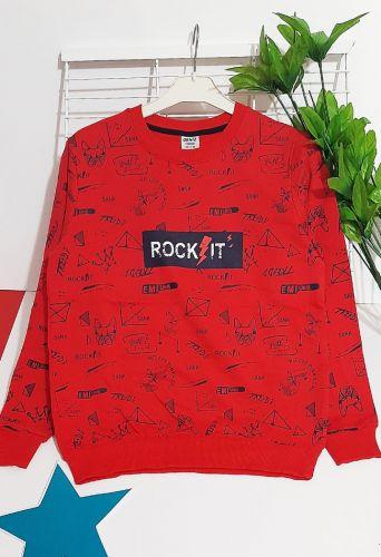 Джемпер Rock'It Красный