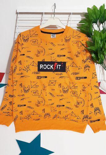 Джемпер Rock'It Желтый