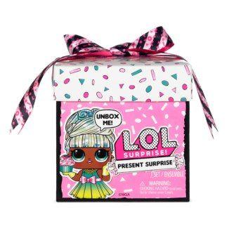 Набор с куклой LOL SURPRISE серии Present Surprise