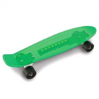 Скейт детский Зеленый