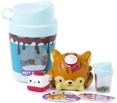 Набор ароматных игрушек антистресс SMOOSHY MUSHY