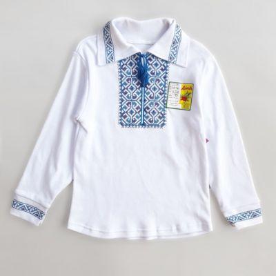 Сорочка вышиванка Белый