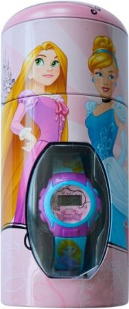 TBL Часы спортивные в копилке Принцессы