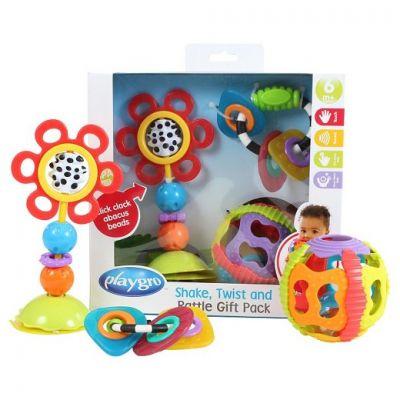 Набор игрушек прорезывателей
