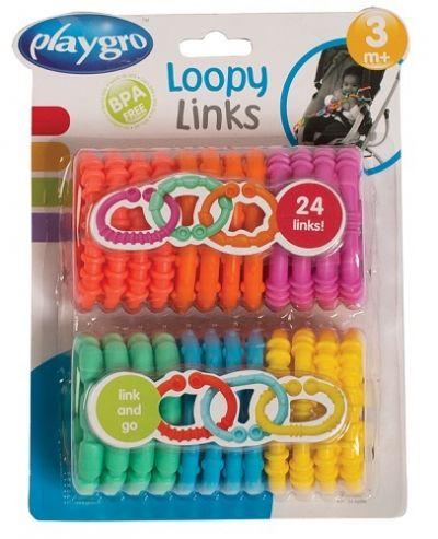 Разноцветные кольца прорезыватели