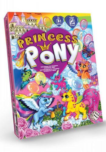 Настольная игра Princess Pony
