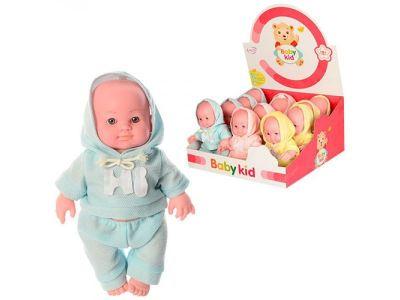 Кукла пупс 23см