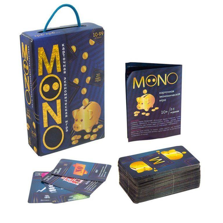 Настольная игра Mono