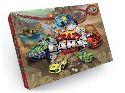 Настольная игра Crazy Cars Rally