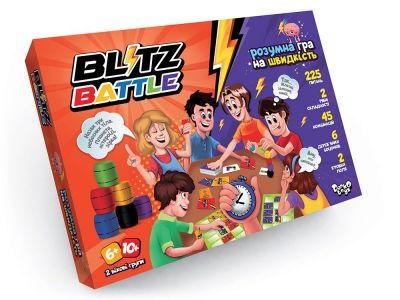 Настольная игра Blitz Battle