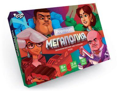 Настольная игра Мегаполия Premium